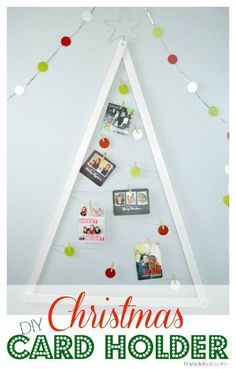 DIY Christmas Card H