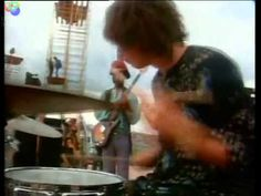... Soul Sacrifice (live at Woodstock, 1969) ... Santana