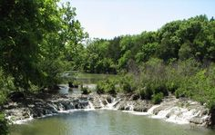 Camping, hunting, fishing and kayaking are just a few of the activities you can do while taking in the surroundings and beauty of Blue River in Tishomingo.