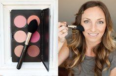 makeup tutorials, colors, makeup tips, bridal makeup, blushes, apples, wedding makeup, diy wedding, diy makeup