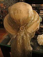 The Steam Wench's Salon: Attempting an Edwardian Summer Hat