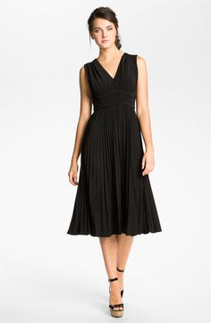 Suzi Chin for Maggy Boutique Ruched Jersey Dress available at #Nordstrom