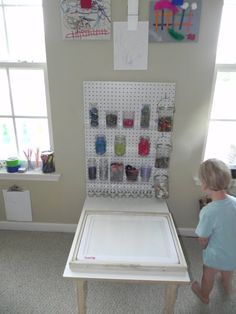 Light table and light table toys for kids