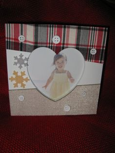 Holiday Photo Frame   Christmas Picture by TallahatchieDesigns, $12.00