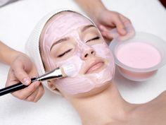 Homemade Face Mask For Super Soft Clear Skin! Clay, At Home, Skin Care, Facial Masks, Homemade Face Masks, Autumn, Bananas, Fashion Beauty, Blog