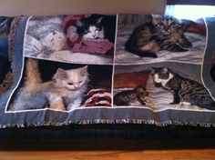 Photo Collage Blankets make the perfect photo Gift for all occasions!