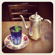 Moroccan Mint Tea. Mezze. Auckland.