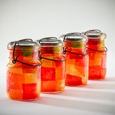 Solar ball jars