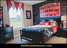 Sports Themed Bedroom Accessories Boys Football Bedroom Football Rooms And Sports Themed Bedrooms