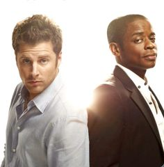 Comedy Television Series and Mystery TV Show - Psych TV Series - USA Network -I've Heard It Both Ways Trivia - USA Network