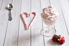 Candy Cane Whipped Cream
