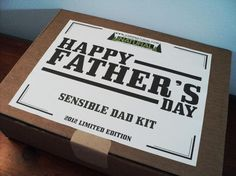 Fathers Day Sensible Dad Kit Gift for Dads Gifts by SamsNatural @ http://www.etsy.com/listing/99954110/fathers-day-sensible-dad-kit-gift-for?utm_source=OpenGraph_medium=PageTools_campaign=Share