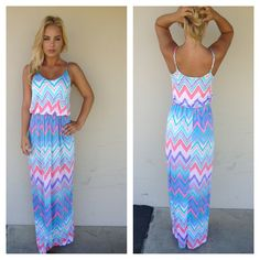 Maxi dress... Want and will have!!