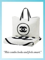 Chanel for the beach