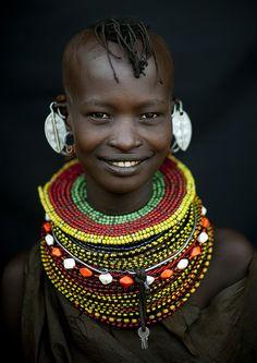 Turkana tribe - Kenya