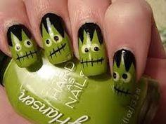 halloween nail designs - Google Search