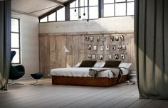 bedroom idea, design bedroom, 20 bedroom, bedroom walls, industri bedroom