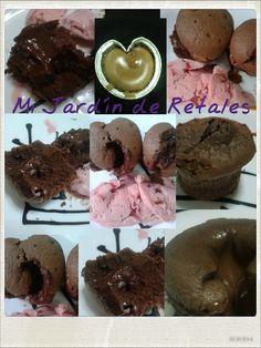Couland con helado, muy facil