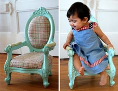 awwws:) fit for a princess or prince!