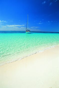 turquoise water... Dominican Republic