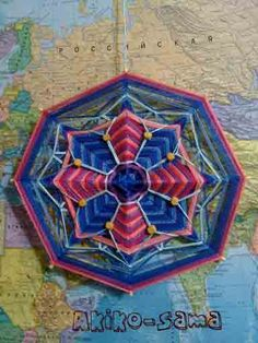 (( Projects )) Ojo de Dios - Eye of God mandala