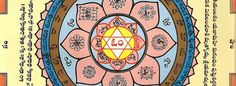 Cada yantra tiene su propio simbolismo, por lo que poco a poco se fue construyendo una ciencia del yantra que se ocupaba del significado de cada uno y de las reglas estrictas que debía obedecer el dibujo de estos símbolos. Los yantras son fundamentales en los rituales tántricos, y pueden aparecer solos o como una combinación de varios de ellos. Aquí os dejamos una descripción de los más importantes para que conozcáis su significado