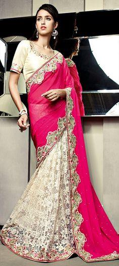 146184: #LehengaSaree #Saree #OnlineShopping #Bridal #Wedding #Womenswear #Lace #Sale #Diwali #Ethnic