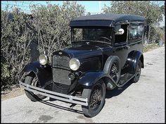 1930 Ford Model A Panel  #MecumHouston