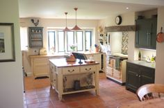 Bespoke South Yorkshire Kitchen, handmade by The Main Furniture Company. www.mainfurniturecompany.com