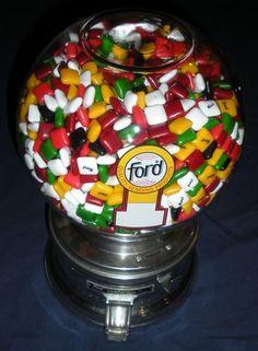 ford gum machine
