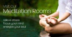 meditation rooms