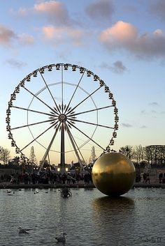 Jardin des Tuileries - Paris 1