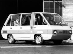 1975 Fiat Visitors Bus (Bertone)