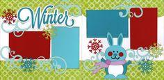 Winter Page Kit