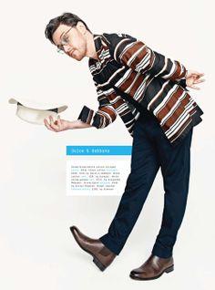 James McAvoy for Esquire UK   Tom & Lorenzo