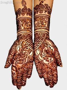 Mehndi » Mehndi Designs, Henna Designs, Mehendi Pictures