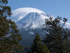 Mt. Shasta- Weed, California