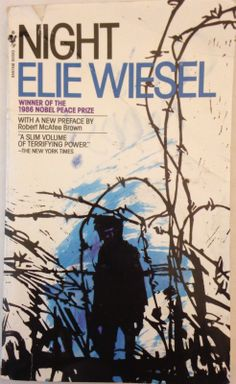 """""""Humanity is not concerned with us. Today anything is allowed."""" Night by Elie Wiesel"""