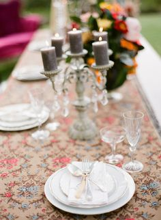 Boho Wedding | Style Me Pretty