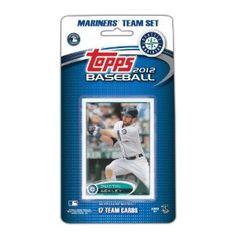 #8: Topps 2012 MLB Team Set.