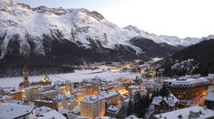 Enjoy a Luxurious Moment - The village is located at 1,856 meters above sea level in the middle of the Engadin valley in Europe - Travel Channel