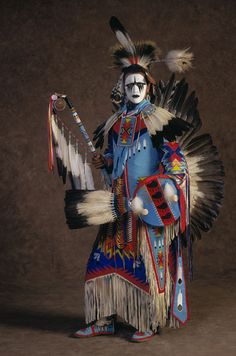 Seminole Native American Indian pow wows  | powwow native american indian regalia tribal