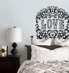 WallPops by Jonathan Adler Velvet Love Wall Art Kit #walldecals  #wallart  #peelandstick  #WallPops  #wallstickers  #decor  #DIY  #decorating