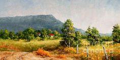 Petit Jean Mountain, Arkansas: by Virginia Potter