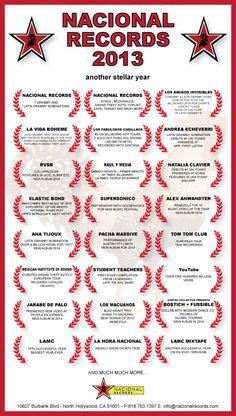 Best of Nacional Records / Cookman 2013