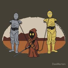 Star Wars + The Walking Dead