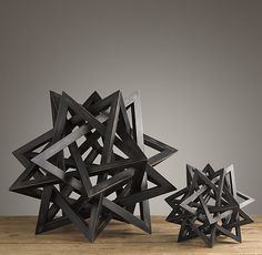 Wood Star Maquette B