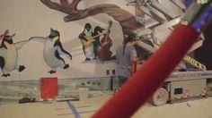 Harrah's Resort SoCal Wall Mural - Michael Summers