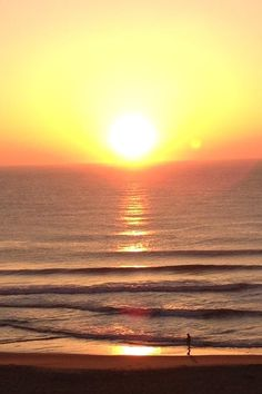 I borrowed this beautiful picture from a friend, Debbie Gattis. Sunrise at Virginia Beach. Thanks Debbie!