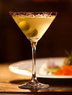 Thirsty Thursday: Keep Your Cocktail Hour Dirty --The Dirty Martini --